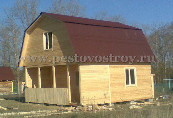 Дачное и загородное строительство в Москве и Подмосковье